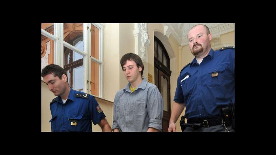 Video Události o vrazích z Jihlavy