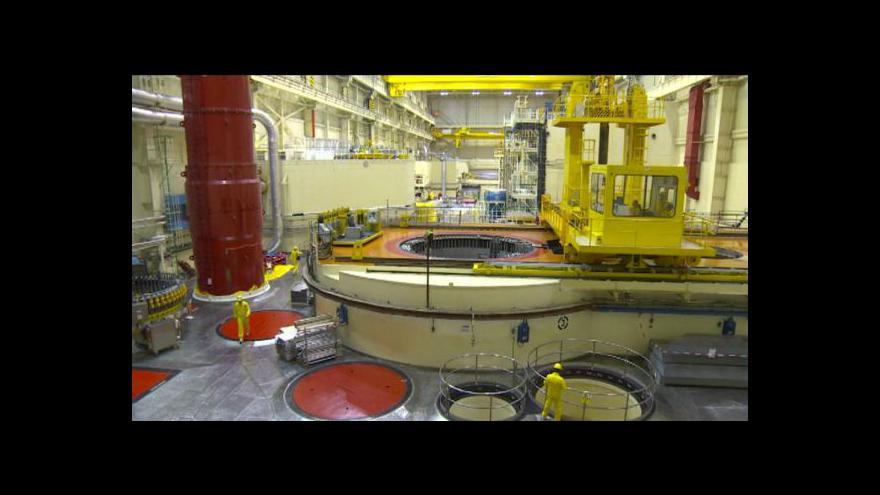 Video Exkluzivní reportáž z elektrárny Dukovany