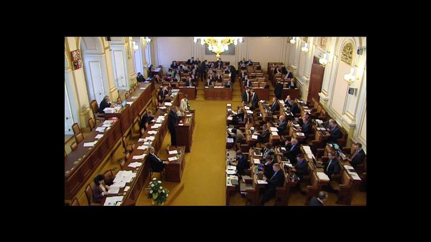 Video Události: Návrh ANO u ostatních stran příliš velkou podporu nemá
