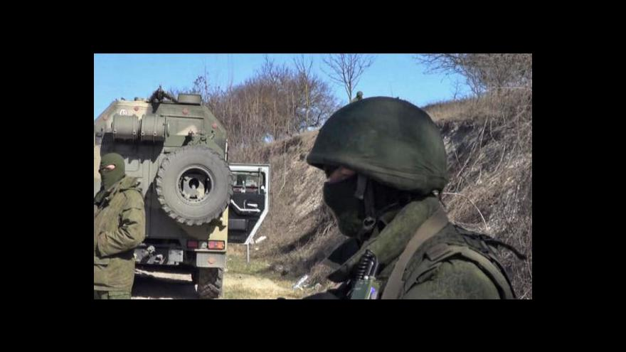 Video Události: Napětí na východě Ukrajiny stoupá