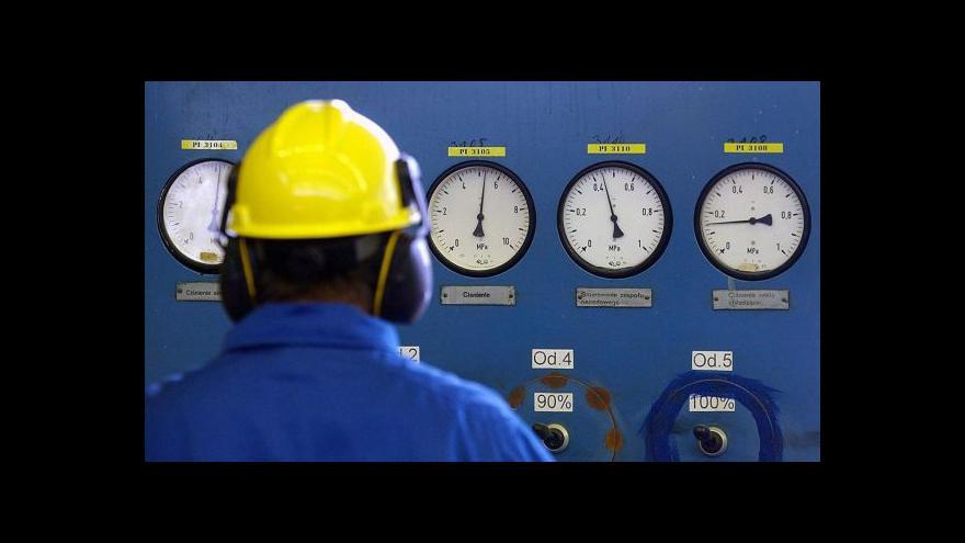 Video Expert: Česko je na výpadky dodávek plynu připraveno
