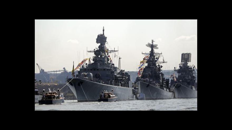 Video Soukup: Stažení vojáků z manévrů není Putinův ústupek