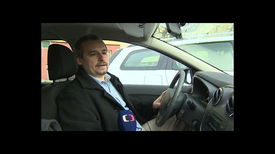 Video Bezobslužnou půjčovnu popisuje majitel Jarek Klimek