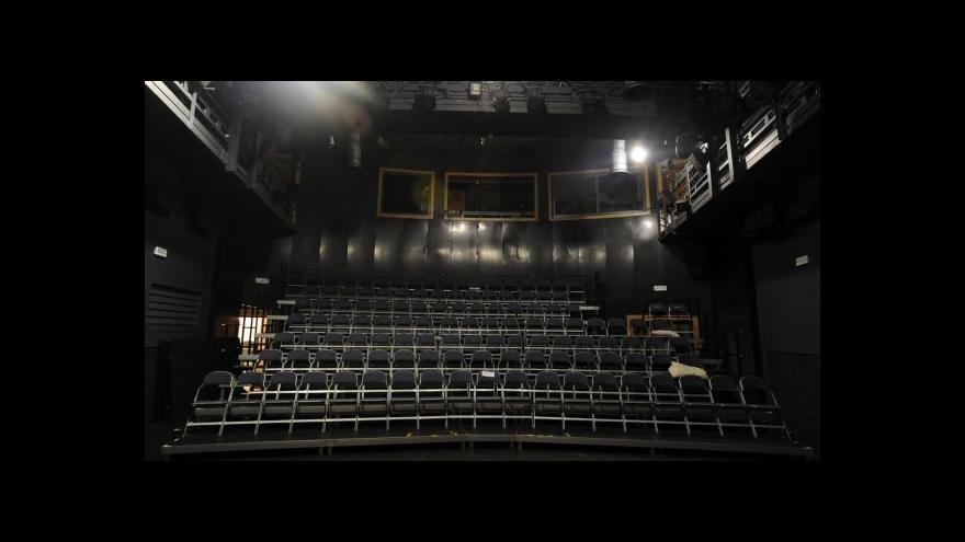 Video Činoherní studio v Ústí končí, nahradí ho příspěvková organizace