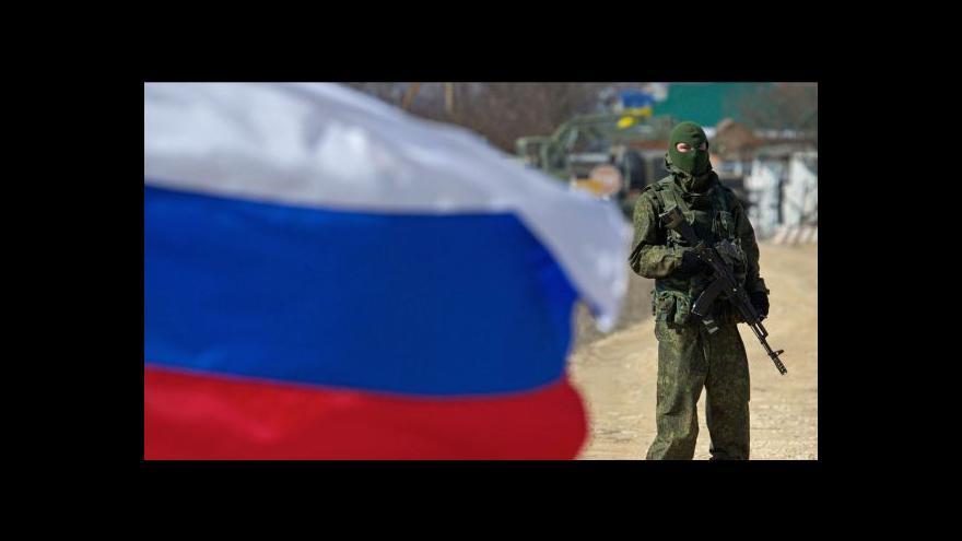 Video Horizont 24 o Ukrajině (1. část)