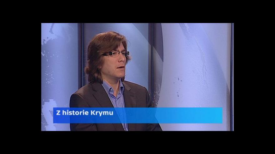 Video Historik Svoboda: Rok 1944 byl milník v paměti obyvatel Krymu