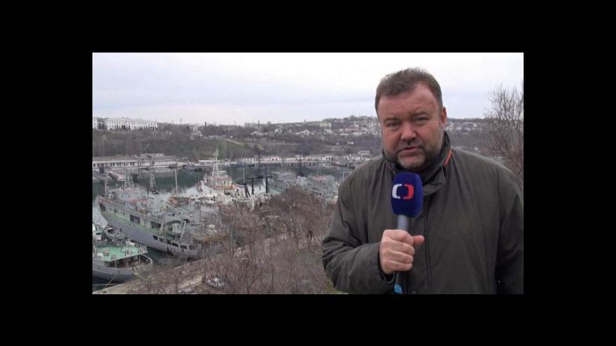 Video Události k situaci na Ukrajině