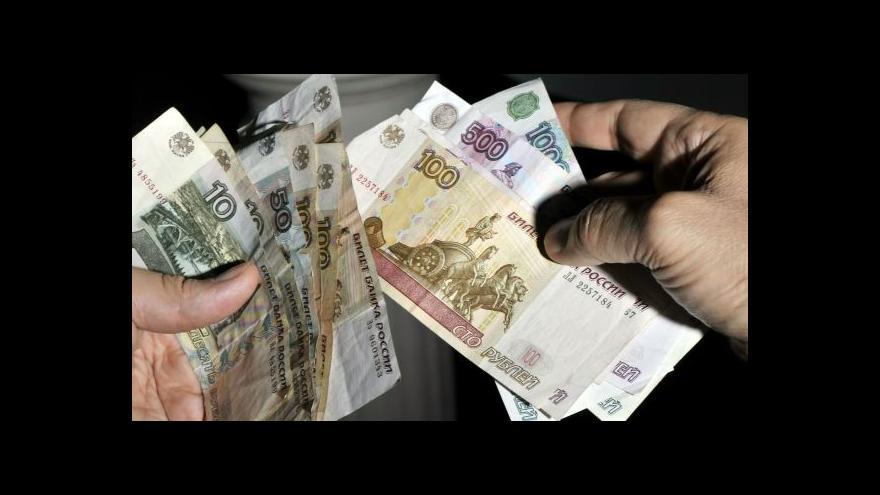 Video Ekonomické dopady ukrajinské krize