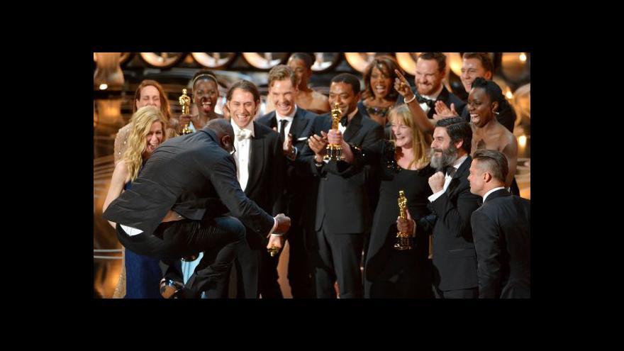Video Události v kultuře o udílení Oscarů