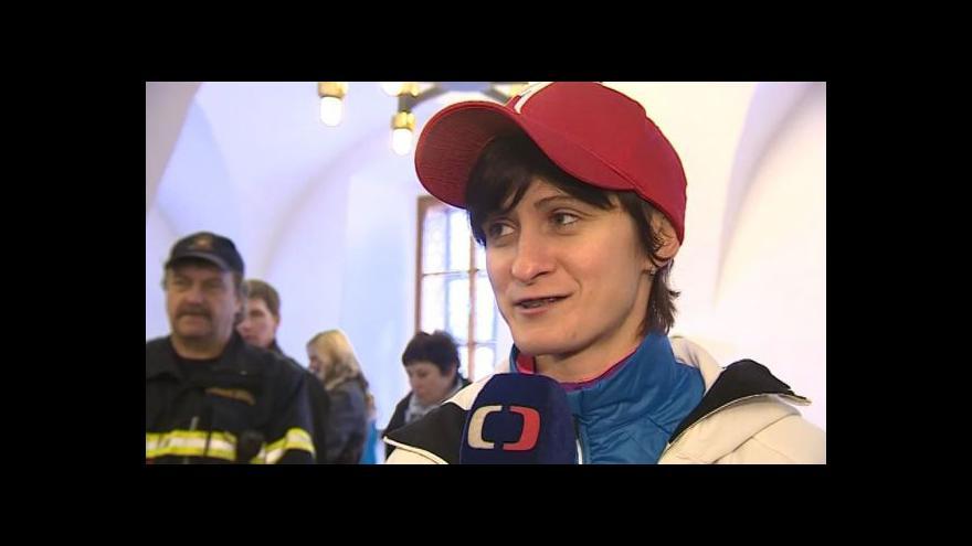 Video Hovoří Martina Sáblíková