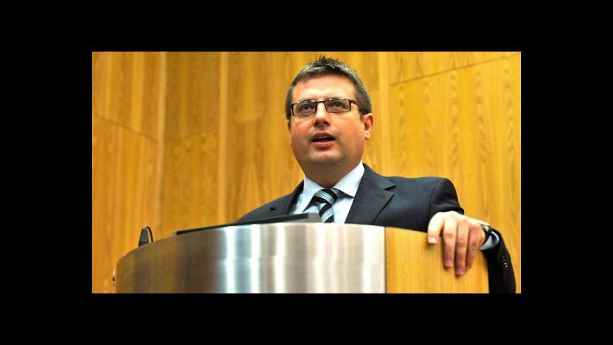 Video Primátorem Olomouce je Martin Major