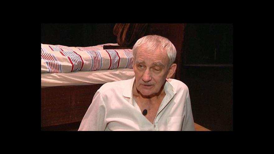 Video Hovoří Karel Čepek