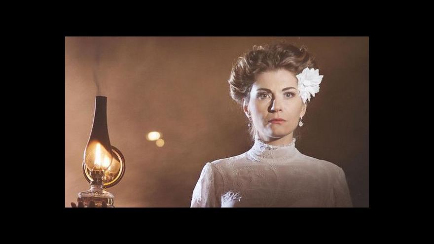 Video Petrolejové lampy svítí v Divadle Petra Bezruče