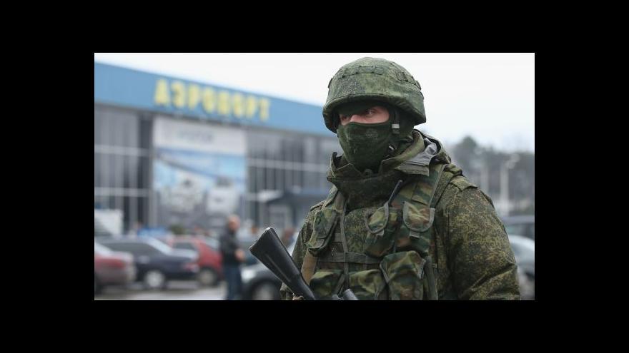 Video Just: Rusko legislativně připravuje anexi Krymu