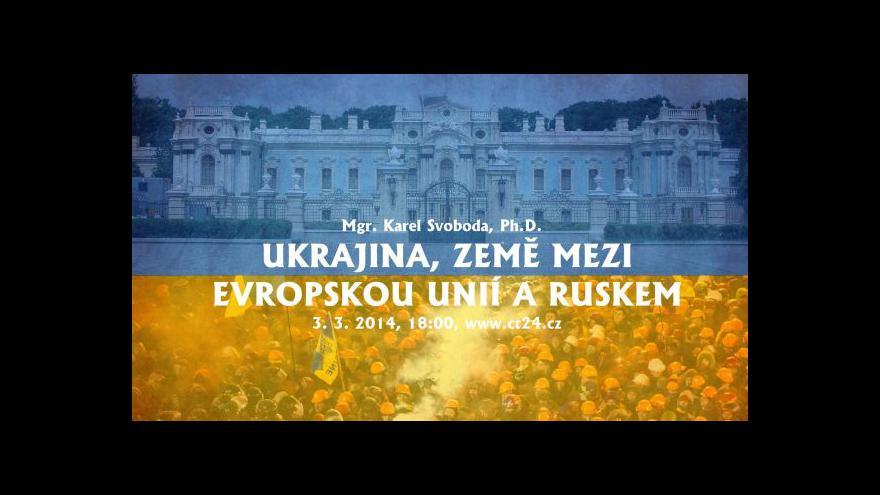 Video ZÁZNAM přednášky