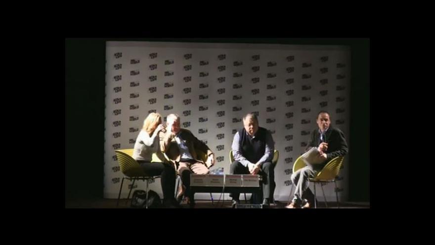 Video ZÁZNAM diskuse: Média vs. politici