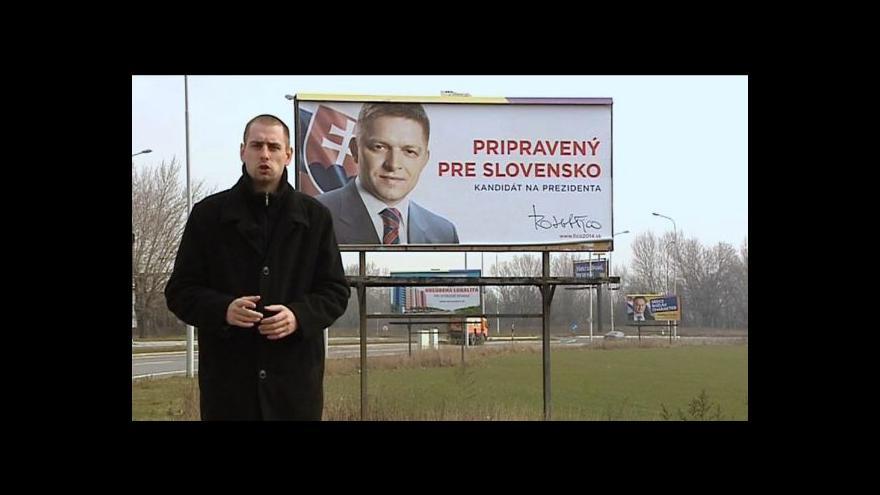 Video David Miřejovský o předvolebním boji na Slovensku
