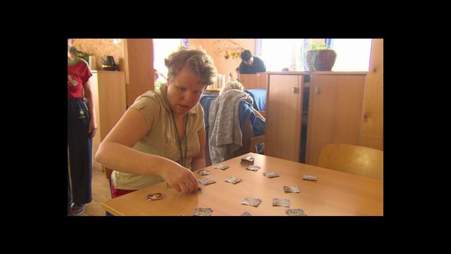 Video Lucie Pokorná o stěhování postižených žen