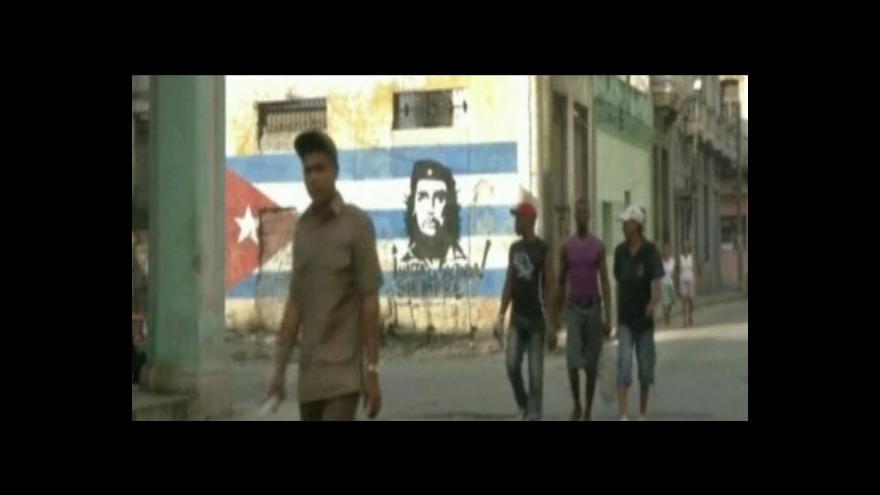 Video Marek Štětina o zrušené cestě na Kubu