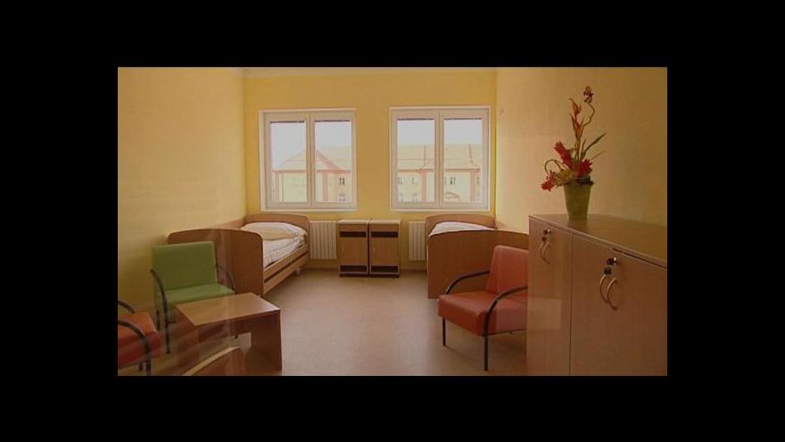 Video David Havlena o nové budově Psychiatrické nemocnice Dobřany