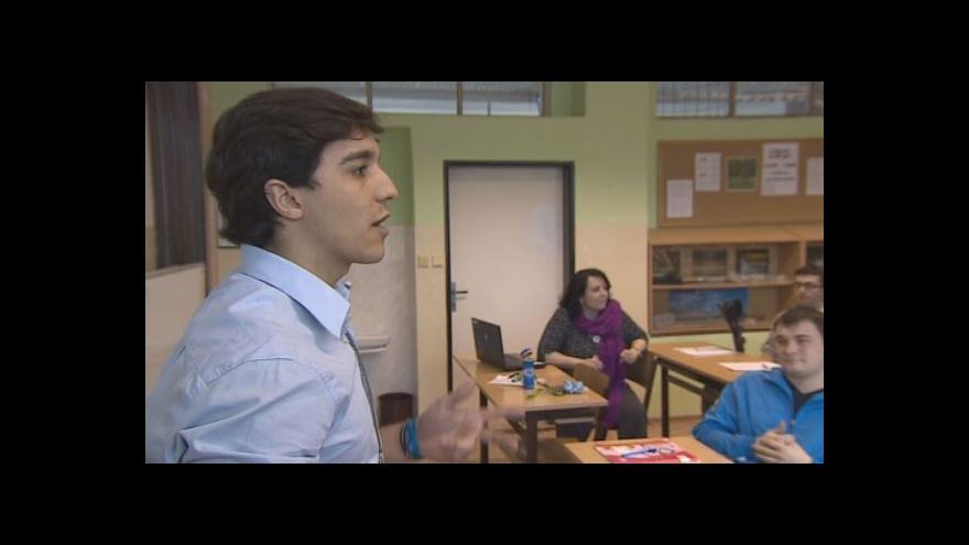 Video Zábavná výuka angličtiny v rámci projektu Edison