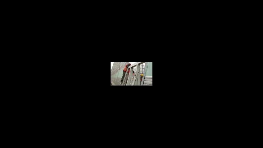 Video Lepší vyhlídky pro stavební firmy