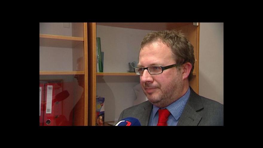 Video Hovoří Tomáš Surovka