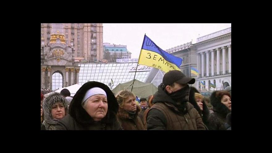 Video Události, komentáře k situaci na Ukrajině