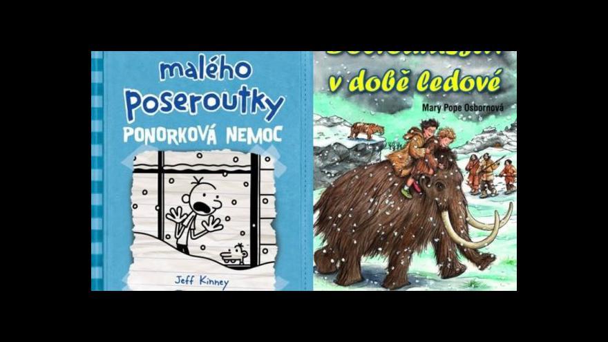 Video Nejprodávanější dětské knihy