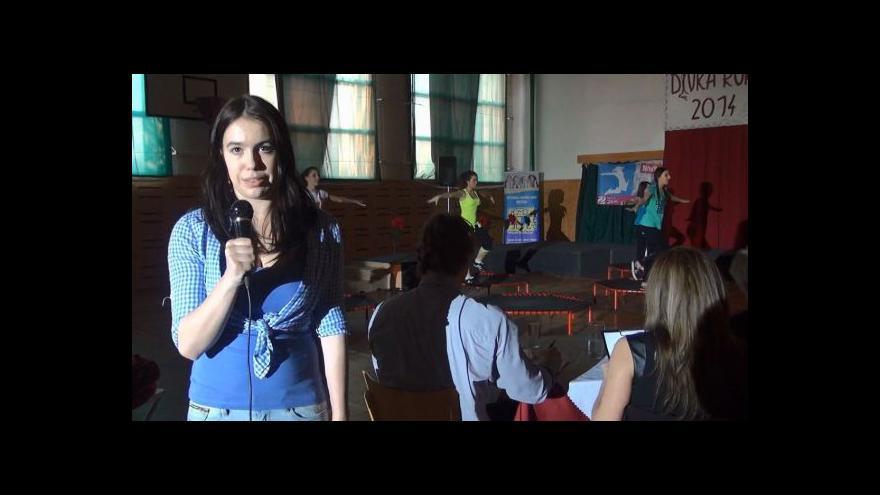 Video Reportáž Evy Gergelové a Lucie Kalové