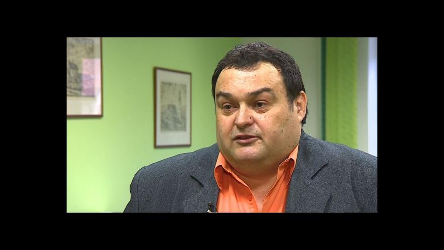 Video Problémy referenda popisuje starosta Jaroslav Matýšek