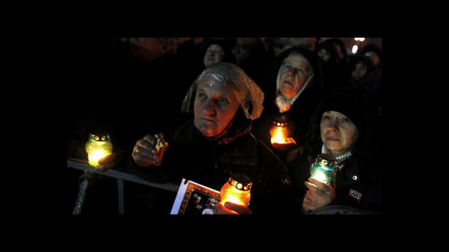 Video Procházková: Majdan je silou, kterou politici respektují