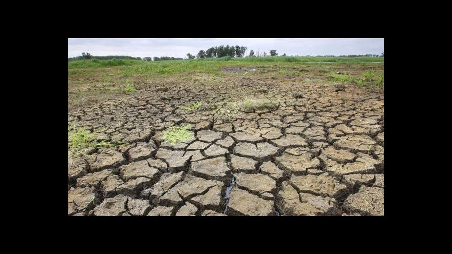 Video V Česku je rekordní sucho