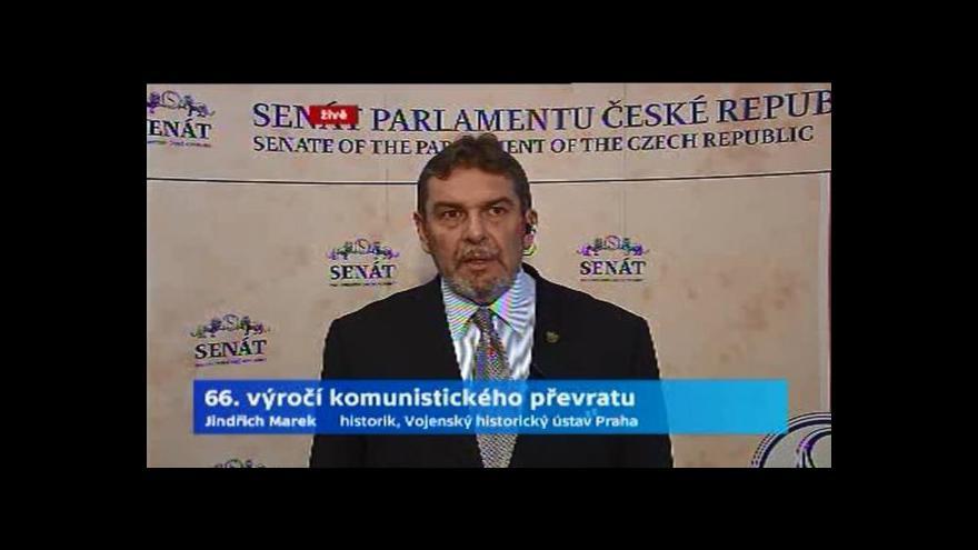 Video Historik Jindřich Marek: Elity selhaly
