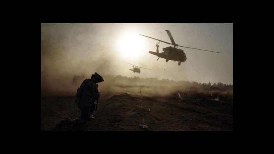 Video Americká armáda se chystá na radikální zeštíhlení