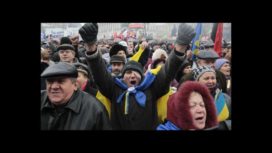 Video Romancov: Ukrajinci chtějí sjednocenou zemi