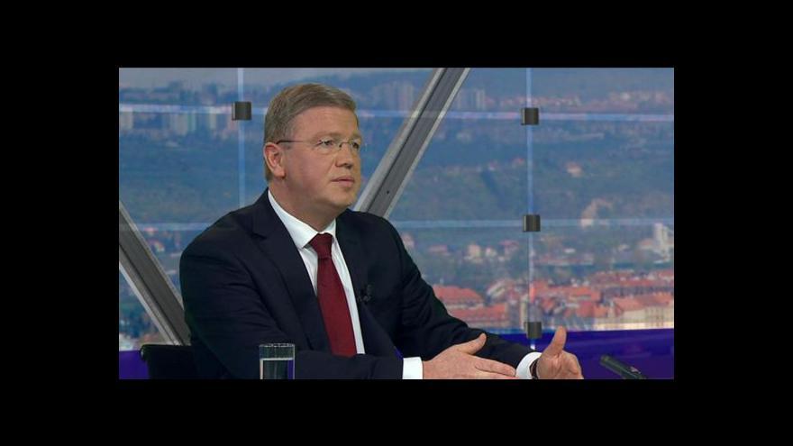 Video Ukrajina se bez pomoci a reforem neobejde, tvrdí diplomaté