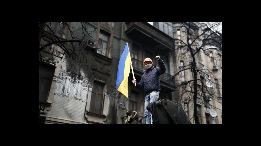 Video Změny na Ukrajině