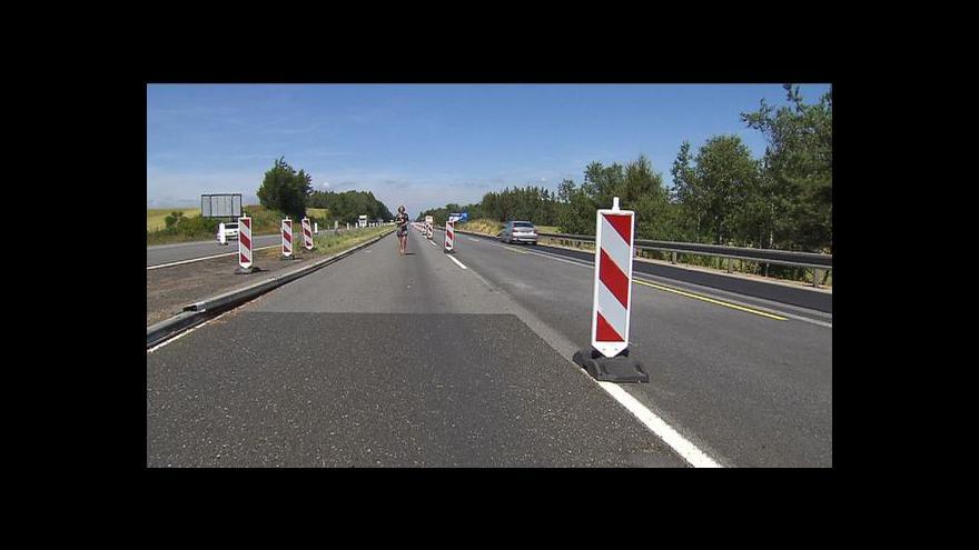 Video Ekologové kritizují modernizaci dálnice D1
