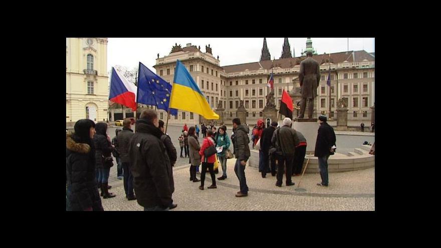 Video Česká pomoc Ukrajině