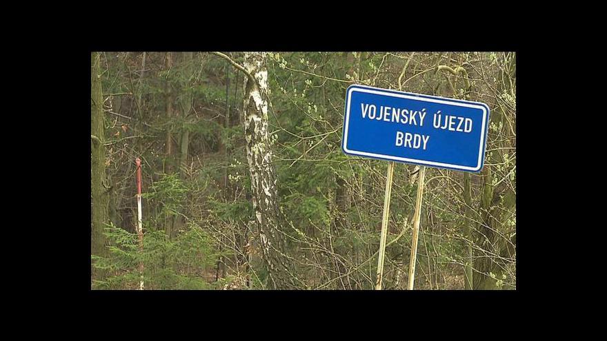 Video Brdští starostové rokovali o osudu vojenského újezdu