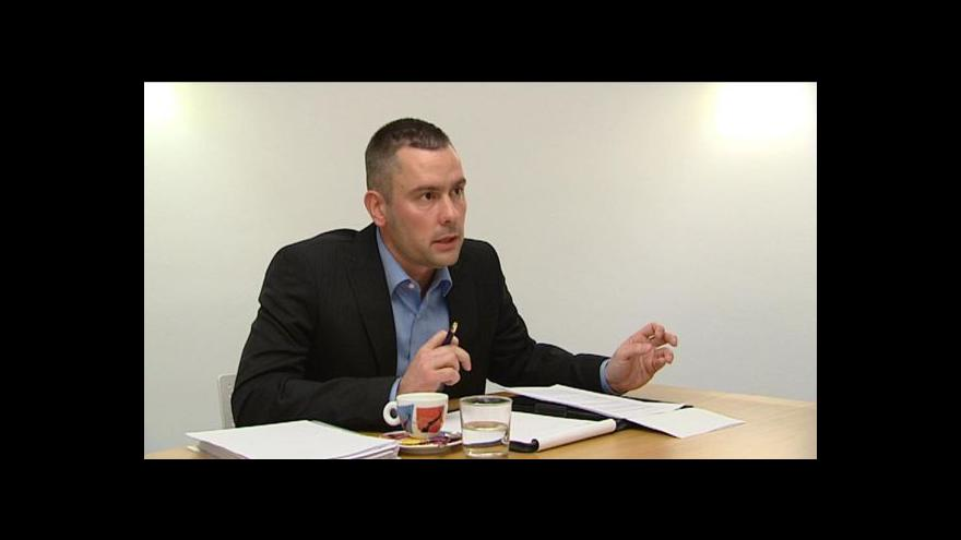 Video Rozhovor s Davidem Michalem v Událostech