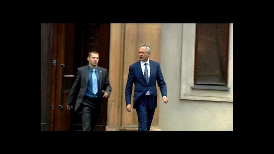 Video Bývalý šef Úřadu vlády Poul končí u ministra Jurečky