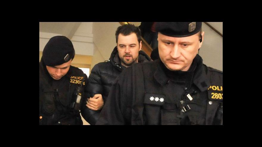 Video Soud poslal Kramného do vazby