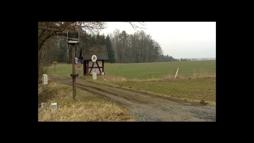 Video Marek Štětina o hraničním přechodu u Lipové