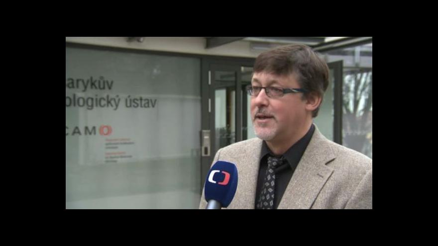 Video O daru onkologické nemocnici hovoří Pavel Tvrzník