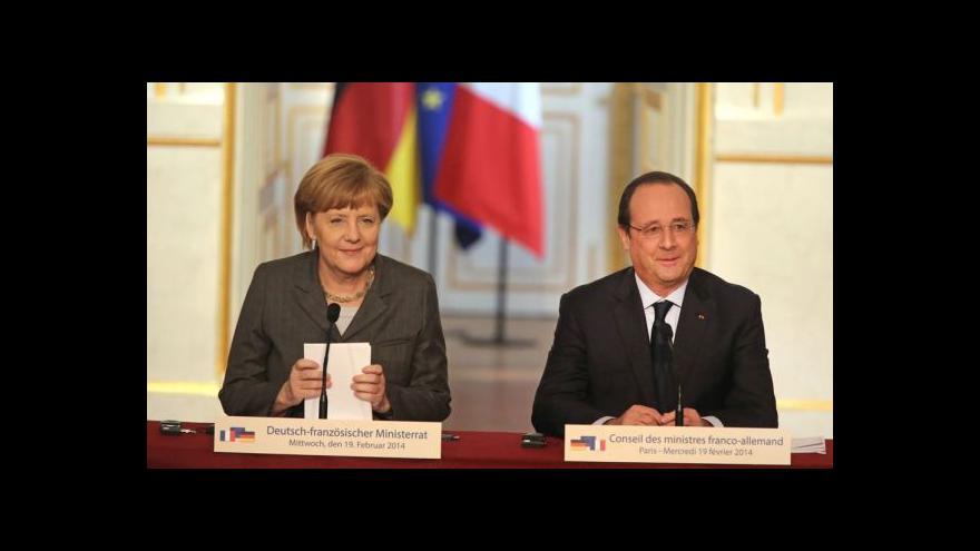Video Světové ohlasy: Sankce jsou na spadnutí