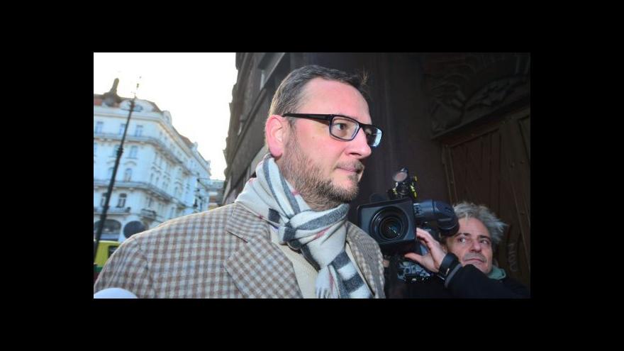 Video Komentář Nečasova právníka Lžičaře