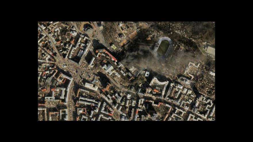 Video Svoboda z FSV UK: Janukovyč situaci dlouhodobě nezvládá