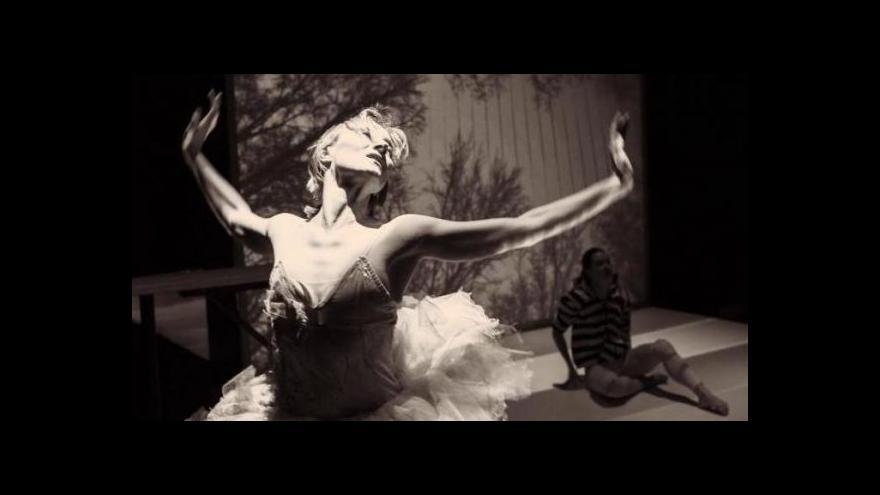 Video Tanec a dřina v představení Faith